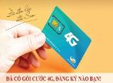 Đăng ký gói cước 4G Viettel chưa bao giờ dễ dàng đến thế