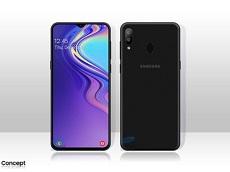 Bất ngờ lộ hình ảnh thiết kế Samsung Galaxy M20