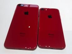 Cận cảnh iPhone 8 và 8 Plus đỏ - Đẹp đến bất ngờ