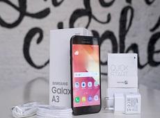 Tuyệt phẩm Galaxy A3 2017: Nhỏ nhưng chất