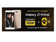 """""""Kẻ hủy diệt"""" Galaxy J7 Prime tiếp tục giảm sốc chỉ còn 5.690.000đ"""