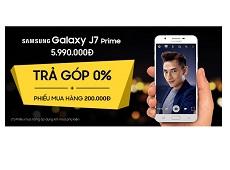"""""""Kẻ hủy diệt"""" Galaxy J7 Prime đang khuyến mãi hấp dẫn tại Viettel Store"""