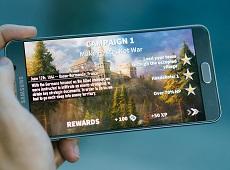Giải trí trên màn hình 2k của Note 5 có gì khác?