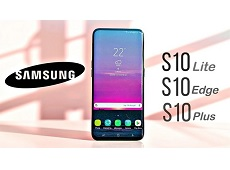 Hé lộ Galaxy S10 phiên bản giá rẻ sẽ sở hữu màn hình phẳng LCD