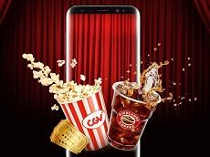 """Cuối tuần rồi, người dùng Galaxy S8/S8 Plus hẹn hò trà bánh, xem phim """"free"""" thôi nào!"""