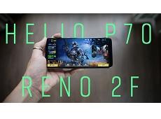 """Chip Helio P70 trên Reno2 F có đủ sức mạnh """"cân mượt"""" Liên Quân Mobile, PUBG Mobile hay không?"""