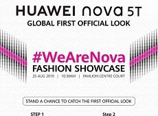Huawei Nova 5T bao giờ ra mắt?