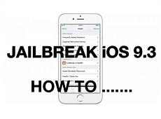 Mách bạn cách Jailbreak iOS 9.2 – 9.3.3 không cần máy tính