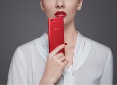 """OFans """"sốt sình sịch"""" với Oppo F3 Red nóng bỏng vừa ra mắt"""