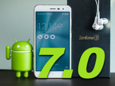 Asus lặng lẽ tung Android 7.0 cho Zenfone 3 với vô vàn cải tiến