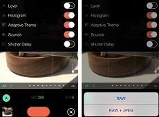 Ảnh RAW là gì? iPhone có thể chụp ảnh RAW không?