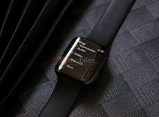 Lộ ảnh thực tế của smartwatch OPPO đẹp khó cưỡng, không thua kém Apple Watch