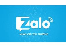 Cách đổi font chữ Zalo trên iPhone
