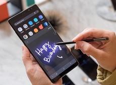 Tìm hiểu ngay cách gửi tin nhắn Live Message vô cùng độc đáo trên Galaxy Note 8