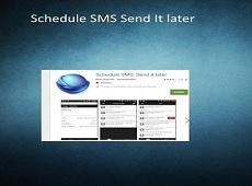 Hướng dẫn cách hẹn giờ gửi tin nhắn trên Android với ứng dụng Send It Later