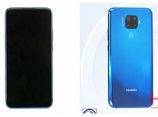 Cấu hình chi tiết Huawei Nova 5i Pro: Màn hình đục lỗ, khung vuông 4 camera sau độc đáo
