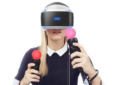 Hệ thống chơi game thực tế ảo PlayStation VR được Sony ra bán với mức giá gần 12 triệu đồng