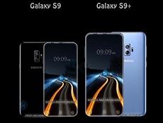 Galaxy Note 8 chỉ vừa xác nhận ngày ra mắt, concept Galaxy S9 đã xuất hiện ồ ạt