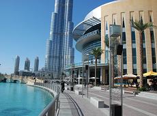 Choáng váng với sự xa xỉ bên trong cửa hàng Apple tại Dubai