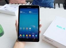 Đánh giá Galaxy Tab A 2017: tablet dùng chip Qualcomm, Android 7, pin trâu