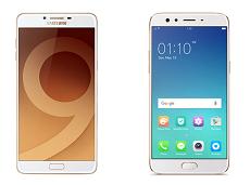 So sánh Galaxy C9 Pro và Oppo F3 Plus: Đi tìm điện thoại 10 triệu đáng mua nhất