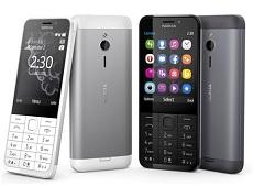 Nokia 230 - điện thoại phổ thông vỏ kim loại, giá 1,4 triệu