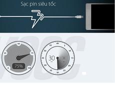 Top 5 smartphone có tốc độ sạc nhanh nhất Việt Nam