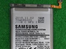 Rò rỉ thông tin dung lượng pin của Galaxy S10 Lite sẽ là 3.100mAh