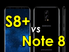 Galaxy S8 Plus và Galaxy Note 8, flagship của Samsung nào đáng để sở hữu?