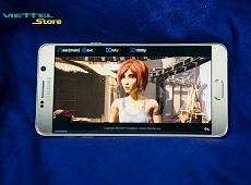 Testing màn hình, pin và hiệu năng của Galaxy Note 5