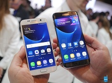 So sánh hai siêu phẩm Galaxy S7 và S7 Edge