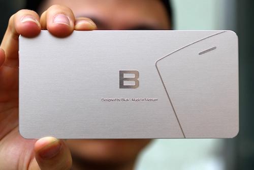 Smartphone Bphone của Bkav lộ kiểu dáng trước lễ ra mắt
