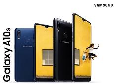 Camera kép, pin 4.000mAh nhưng giá bán Galaxy A10s mới tạo được bất ngờ lớn