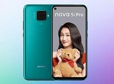 Bất ngờ với giá bán Huawei Nova 5i Pro – Smartphone có tới 4 camera