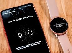 Giá chính thức Galaxy Watch Active2 chỉ từ 7,49 triệu đồng