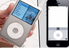 Giao diện iOS kịch độc có Click Wheel vô tình lộ diện trên internet