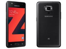 Samsung Z4 chạy hệ điều hành Tizen OS chính thức ra mắt