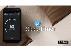 Hẹn giờ tắt điện thoại Android với ứng dụng Sleep Timer
