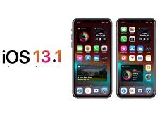 iOS 13.1 có gì mới?