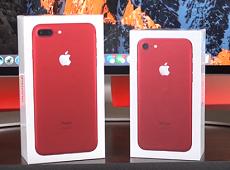 Sự thật đằng sau sự xuất hiện của iPhone màu đỏ