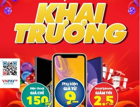 Tưng bừng khai trương Viettel Store tại Bình Phước – Smartphone chính hãng giảm ngay 2,5 triệu, trả góp lãi suất 0%
