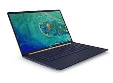 Ra mắt Acer Swift: Mẫu laptop nặng dưới 1 kg nổi bật của năm 2018