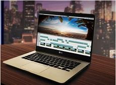 LG ra mắt laptop nhẹ nhất thế giới, thời lượng pin ấn tượng tại CES 2017