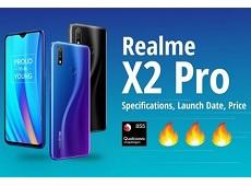 Lộ diện Realme X2 Pro: Chip Snapdragon 855+, camera 64GB, zoom 20x
