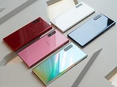 Có 6 màu sắc Galaxy Note 10 và Note 10+: Bạn yêu thích màu nào nhất?