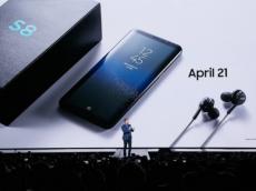 Samsung sẵn sàng mở bán Galaxy S8 với nguồn cung gấp đôi Galaxy S7