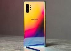 Mở hộp Samsung Galaxy Note 10+ 5G: Đẹp miễn chê, màn hình đã được dán sẵn miếng dán