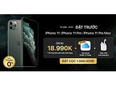 Mua iPhone 11 Pro kèm gói cước độc quyền chỉ có tại Viettel Store