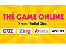 Game thủ Việt có thêm sự lựa chọn - mua thẻ game phủ khắp toàn quốc