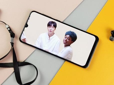 Dù chọn con tim hay lý trí thì Galaxy A50s cũng là lựa chọn hàng đầu cho phái nữ yêu công nghệ